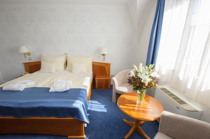 Lakosztályok - Luxus delux lakosztály hálószoba a 3000-res épületben