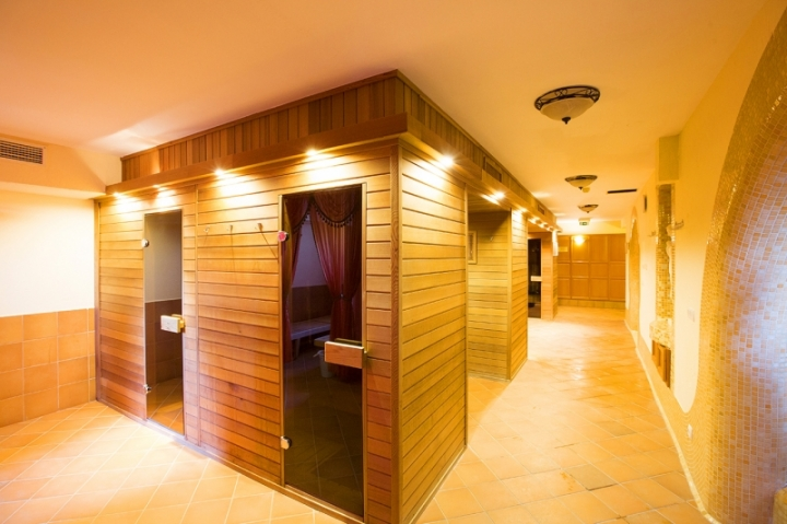 Spa & Sauna world